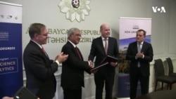 ADA Universiteti ilə Corc Vaşinqton Universiteti saziş imzalayıb