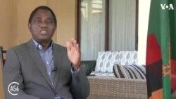 Hichilema on New Zambia Government