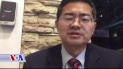 中国人权人士组团到台湾观选