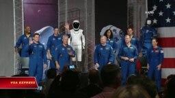 Kỷ nguyên mới về thám hiểm không gian