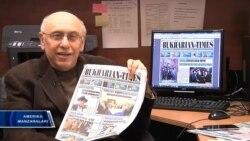Buxoro yahudiylari Nyu-Yorkda o'z gazetasiga ega