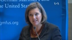 Нуланд представила дослідження: У ЄС та США підтримують Україну