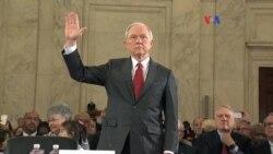 Nominado a secretario de Justicia niega ser racista