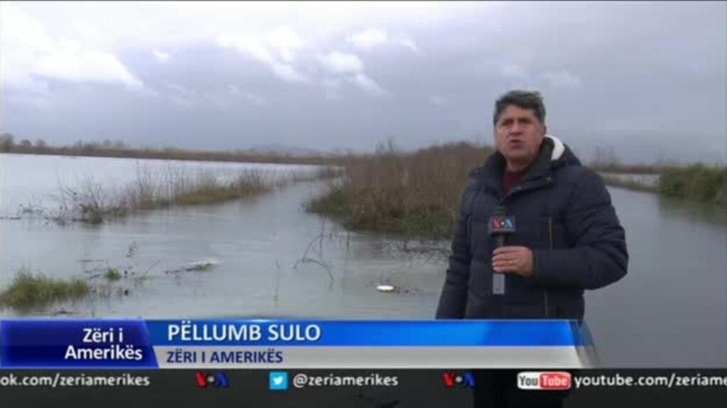 Përmbytjet në zonën e Nënshkodrës