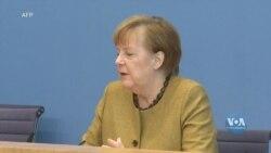 Джо Байден та Ангела Меркель домовились узгоджувати стратегічні пріоритети щодо України. Відео