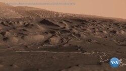 Marsdagi robot navbatdagi ekspeditsiyaga chiqdi