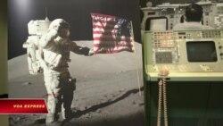 NASA kỉ niệm 50 năm đáp xuống mặt trăng