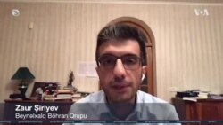 Zaur Şiriyev: Son toqquşmaların danışıqlar prosesinə uzunmüddətli təsiri olacaq