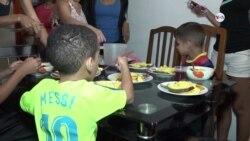 Venezuela: Ollas comunitarias para enfrentar el hambre