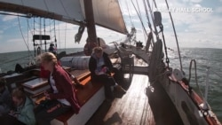 Teenage Girls Find Confidence Sailing the Open Sea