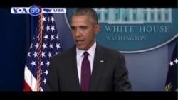 TT Obama bày tỏ tức giận về vụ xả súng tại trường học Oregon (VOA60)