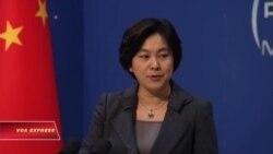 Trung Quốc đợi Nhật trả lời vụ đưa tàu chiến tới Biển Đông
