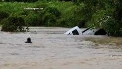 باران و سیل بی سابقه در کارولینای جنوبی جان هفت نفر را گرفت