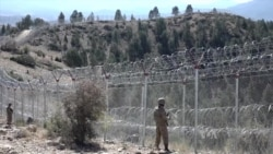 Pakistan Showcases Afghan Border Fence