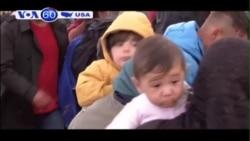 Mỹ loan báo cho phép tăng số người tỵ nạn vào Mỹ (VOA60)