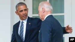 Jo Bayden, Barak Obama prezidentligi paytida vitse-prezident edi, sakkiz yil mobaynida.