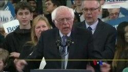 New Hampshire ျပည္နယ္ ပဏာမေရြးေကာက္ပြဲ Sanders အႏိုင္ရ