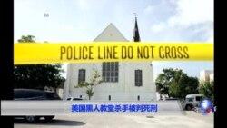 美国查尔斯顿教堂枪杀案凶手被判死刑