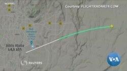157 morts: Un Boeing 737 d'Ethiopian Airlines s'écrase peu après le décollage