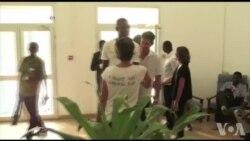 Alfaga, le champion du monde de taekwondo, ambassadeur de l'Unicef au Niger (vidéo)