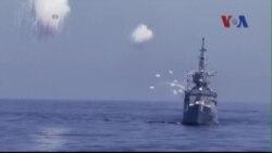 Đài Loan rầm rộ tập trận trên biển lớn nhất trong 25 năm