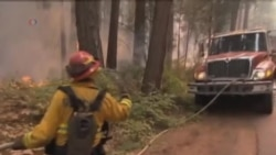 加州山火火勢將於週五得到完全控制