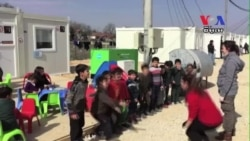 Border Closures Cause Bottle-Necks of Refugees in Balkan Countries