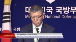 Hàn Quốc loan báo địa điểm đặt lá chắn phi đạn THAAD