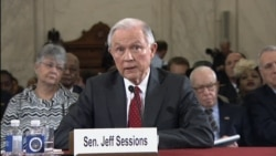 Sessions Would Recuse Self from Clinton Email Probe