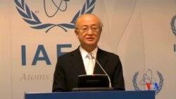 2015-08-26 美國之音視頻新聞:國際原子能機構表示有信心調查伊朗核項目