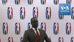 Amadou Gallo Fall, patron de la ligue de basket africaine