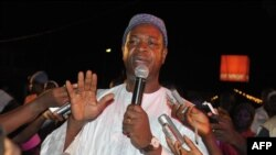 Nuno Gomes Nabian, primeiro-ministro da Guiné-Bissau (Foto de Arquivo)