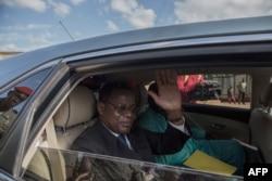 Pemimpin oposisi Kamerun, Maurice Kamto, 5 Oktober 2019. (Foto: dok).