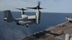 中國警告飛過南中國海填島的美國偵察機