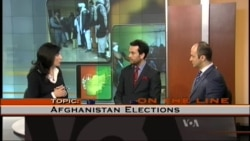 ON THE LINE: Afghanistan Elections
