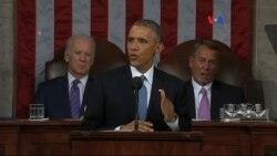 """El presidente Obama presenta el """"Estado de la Nación"""""""