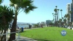 Мер Лос-Анджелеса оголосив у місті жорсткий карантин. Відео