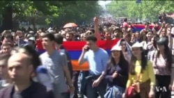 Armenia's 'Velvet Revolution' Prompts Comparisons With Ukraine, Georgia