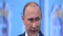 普京否認針對俄羅斯侵略行徑的指控