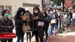 Châu Á sốt khẩu trang vì virus và ô nhiễm