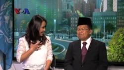 Wawancara VOA dengan Wapres Jusuf Kalla tentang Archandra Tahar