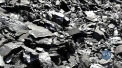 Як викиди з шахт можна використовувати у виробництві технологічних пристроїв. Відео