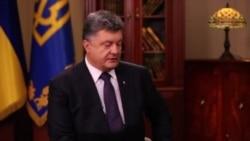 Ukraine Poroshenko