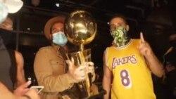 LA Lakers warejea katika kilele cha mpira wa kikapu Marekani