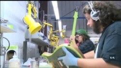 Підприємства у США можуть залишатися конкурентоспроможними виробляючи свій товар на території США! Відео