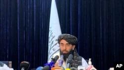 ذبیح الله مجاهد، سخنگوی طالبان