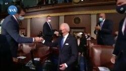 Prezident Bayden: Amerika demokratiyasi barqaror