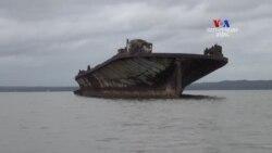 ԱՄՆ-ի առաջին ջրային արգելանոցը՝ «պատմական նավերի գերեզմանատուն»