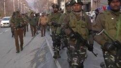 بھارتی وزیر اعظم کا سخت حفاظتی انتظامات میں سرینگر کا دورہ
