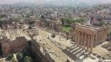 Lübnan'ın Baalbek Kalıntılarına İlgi Azaldı